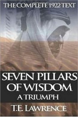 Lawrence - The 7 Pillars of Wisdom