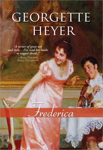 Heyer - Frederica