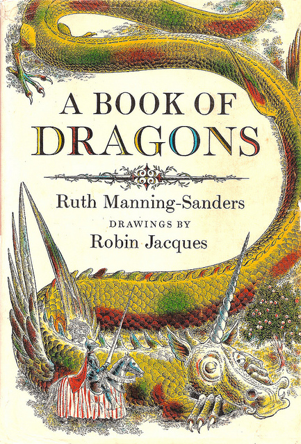 Manning-Sanders - A Book of Dragons
