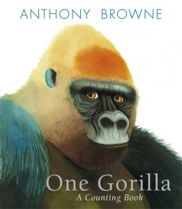 Browne - One Gorilla, A Counting Book