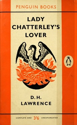 Lawrence - Lady Chatterley's Lover