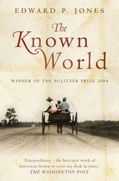 Jones - The Known World