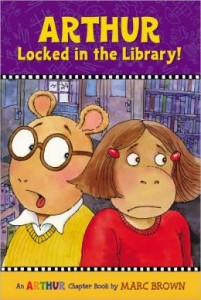 Brown - Arthur, Locked in the Library