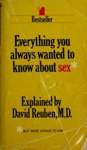 Reuben - Everything You Always Wanted To Know About Sex But Were Afraid To Ask