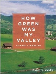 Llewellyn - How Green Was My Valley