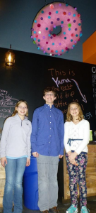 Gigi Krupicka, JM Petrini, and Anna Duss, cropped