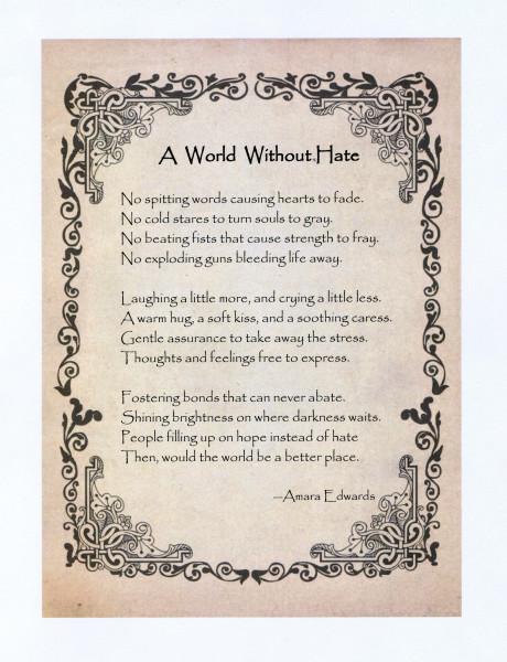 Lit-HS - A.Edwards, 25%, poem with border, TC Wms