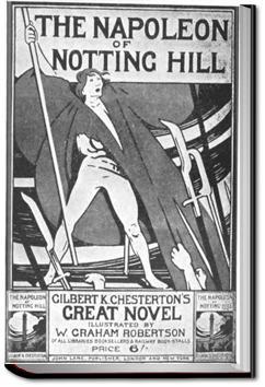 Napoleon Notting Hill_Chesterton