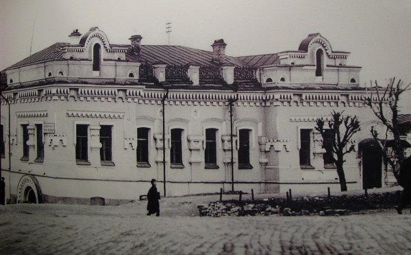 дом ипатьевых