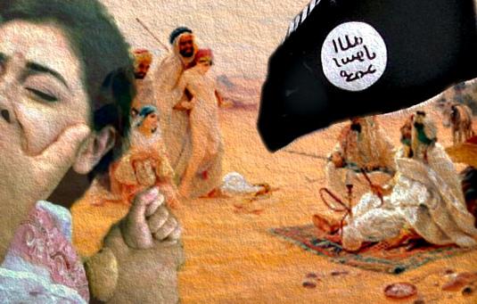 Děsivé osudy žen unesených IS