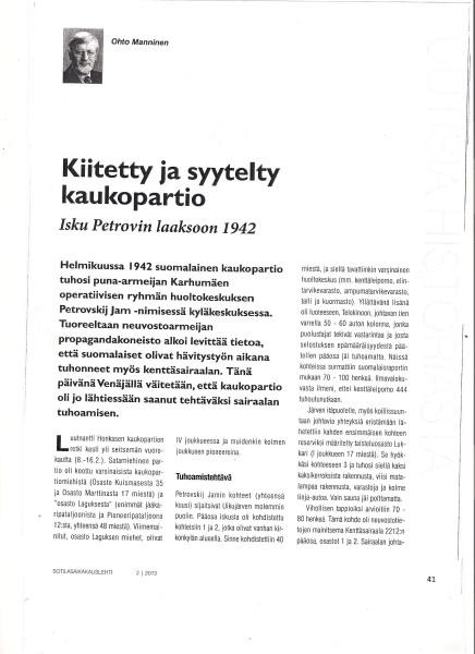 Manninen Jam SAL 2-2013, s. 41