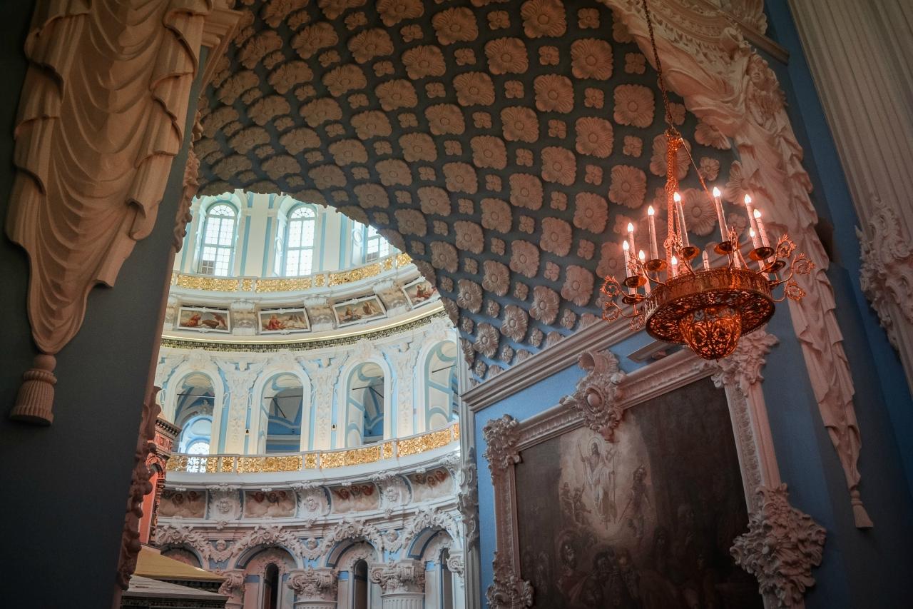 Монастырь новый иерусалим фото внутри