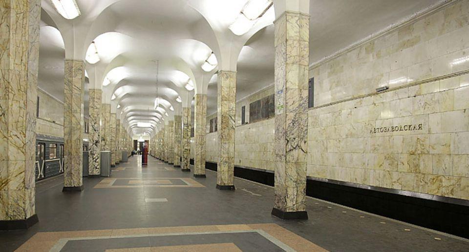"""Станция """"Автозаводская"""", несостоявшаяся """"Симоновская"""""""