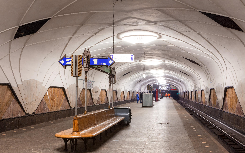"""Станция """"Аэропорт"""", несостоявшаяся """"Аэровокзал"""""""