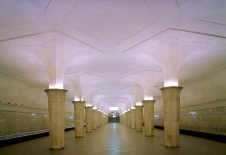Дворец Советов/Кропоткинская — с сайта metro.ru