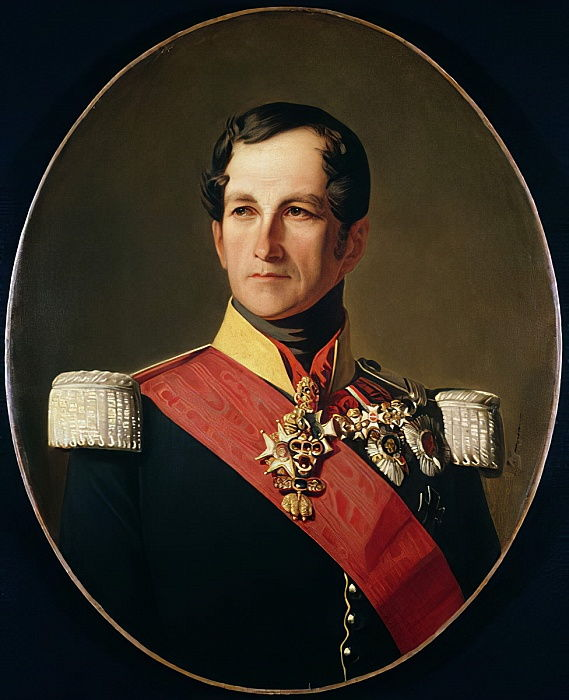 Леопольд I Бельгийский - П. Бозо