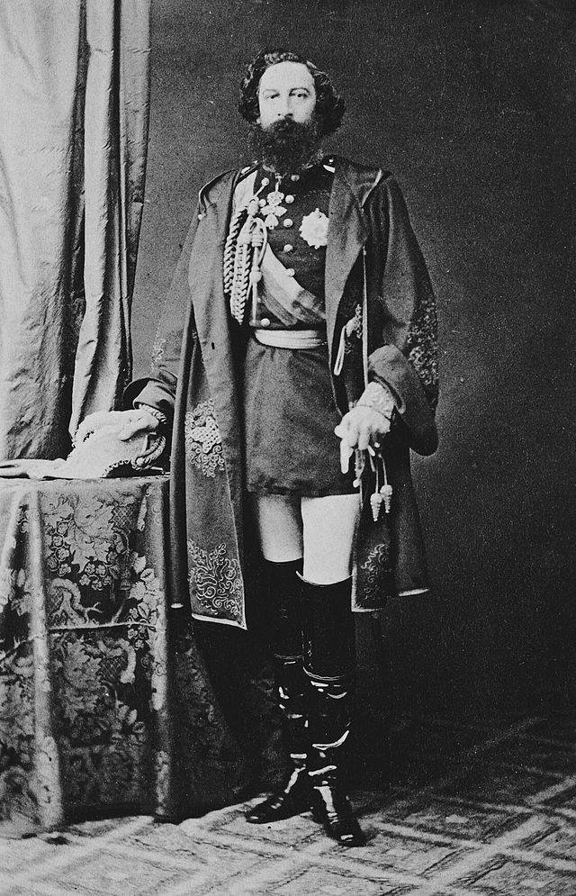 Фердинанд II Португальский - фото
