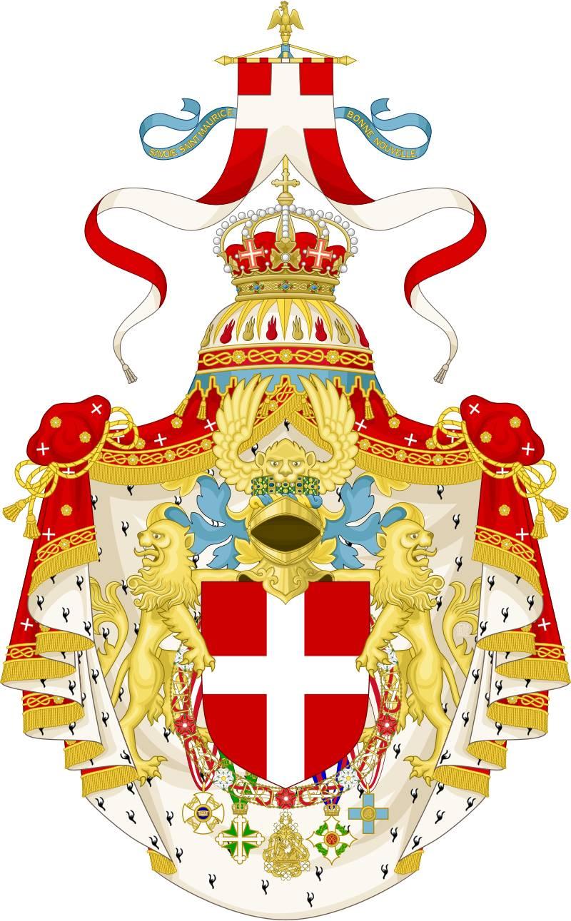 Герб Савойского дома