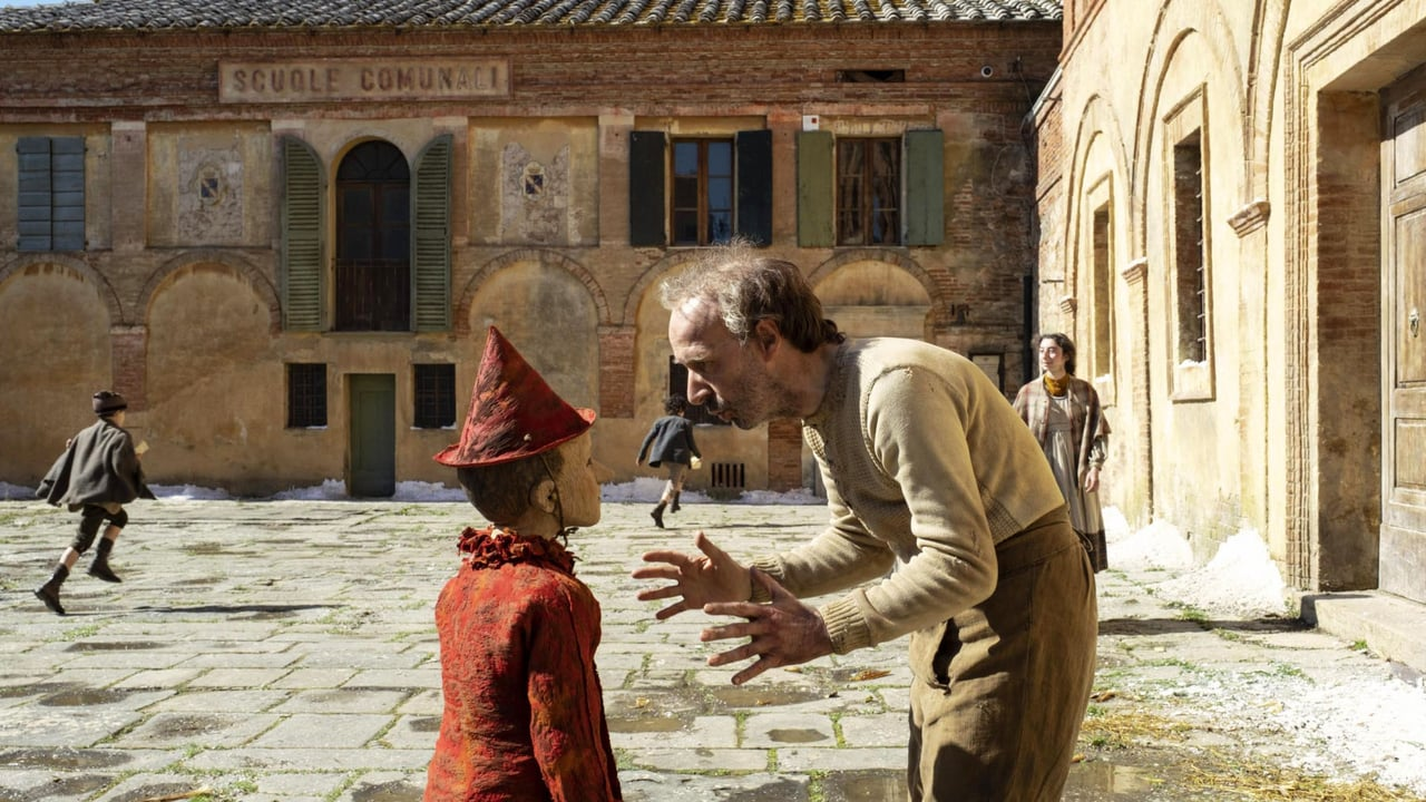 Пиноккио и Джаппетто