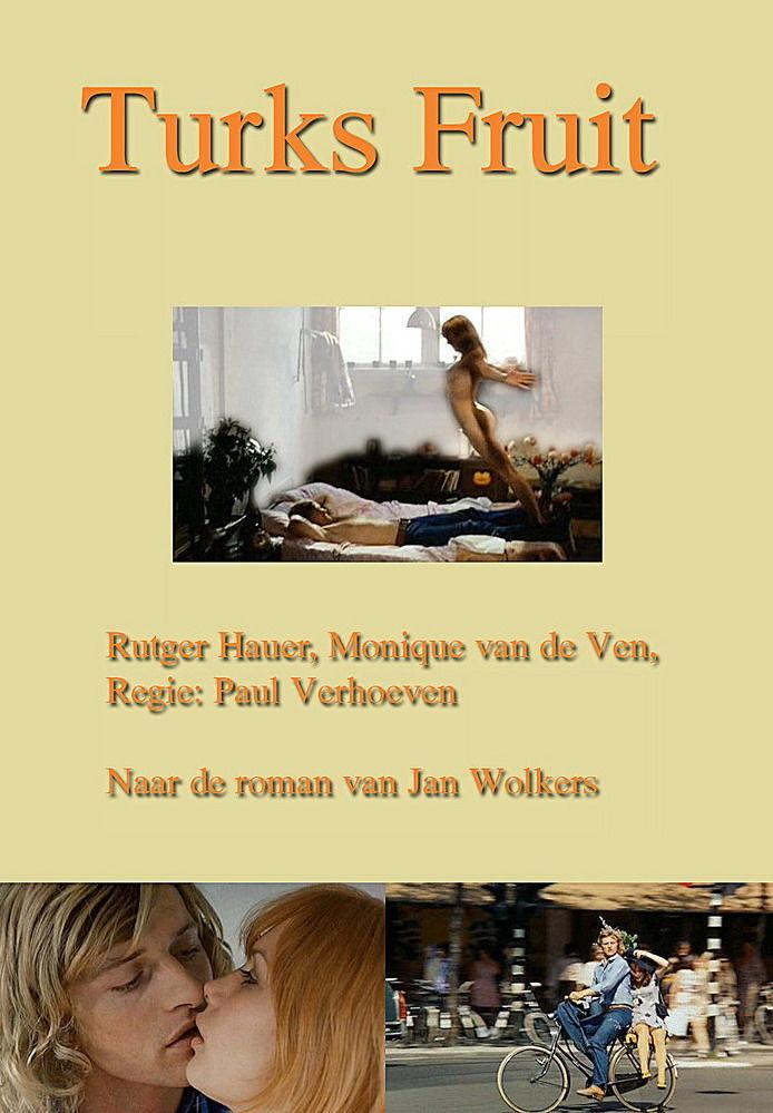"""""""Турецкие сладости"""", Нидерланды, 1973, режиссёр Пауль Верхувен, автор сценария Герард Сутеман, композитор Рогир ван Оттерло"""