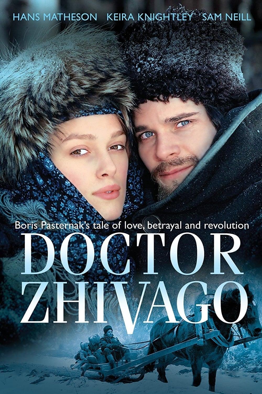 «Doctor Zhivago», Великобритания, 2002, ITV Studios, 4 серии, режиссёр Джакомо Кампьотти, автор сценария Эндрю Дэвис, композитор Лудовико Эйнауди