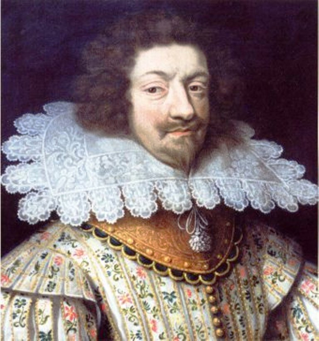 Герцог Шарль де Невер