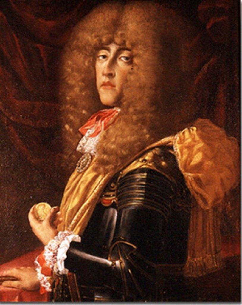Герцог Карл Фернинанд де Гонзага