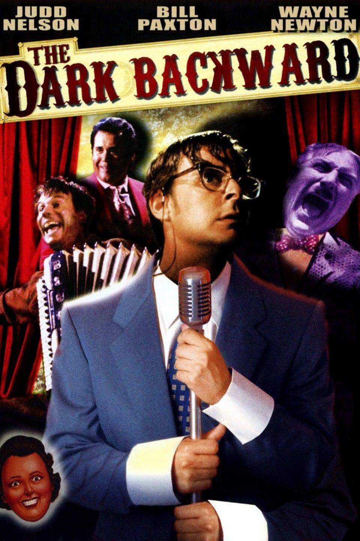 """""""Назад в темноту"""", США, 1991, Greycat Films, режиссёр и автор сценария Адам Рифкин, композитор Марк Дэвид Декер"""