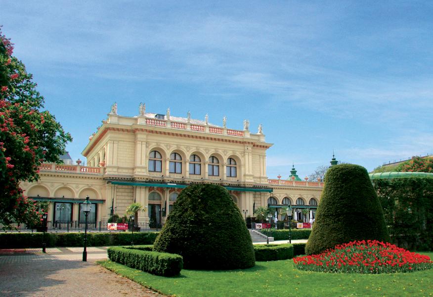 Курсалон в венском Городском парке
