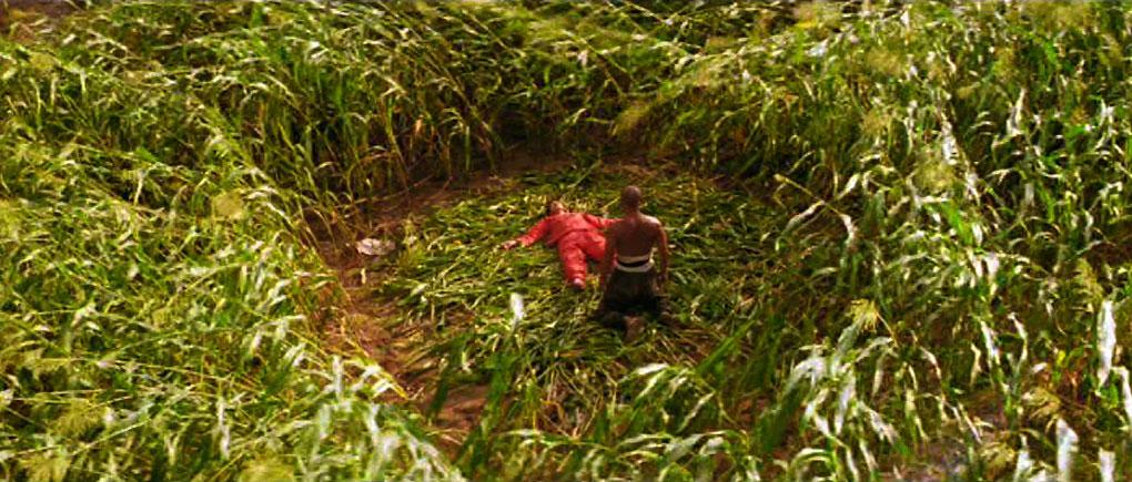 """Кадр из фильма """"Красный гаолян"""" (Китай, 1987) — Золотой Медведь-1988"""