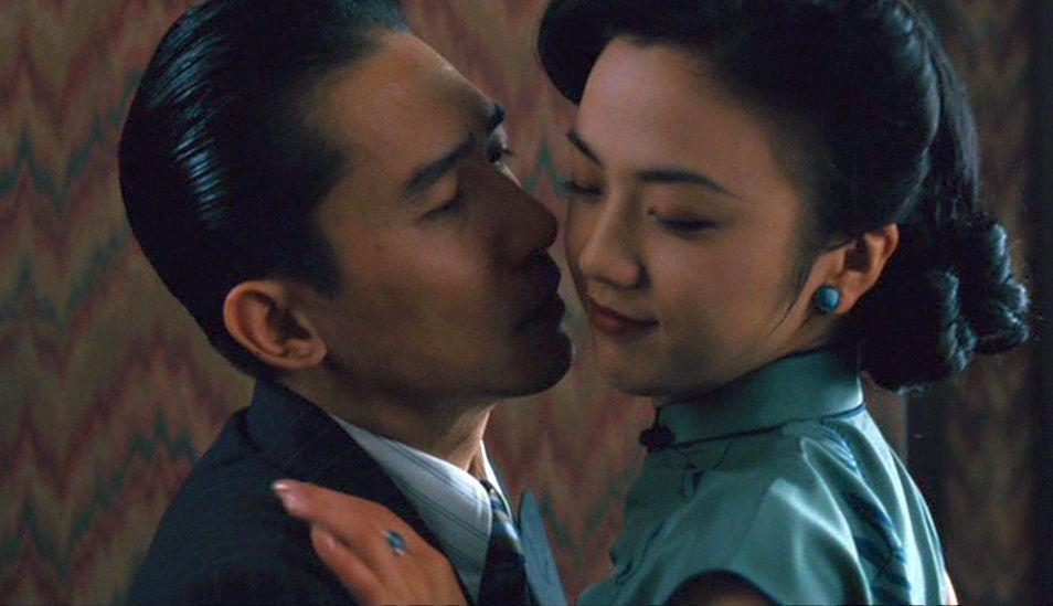"""Кадр из фильма """"Вожделение"""" (Китай-Гонконг, 2007), Золотой Лев-2007"""