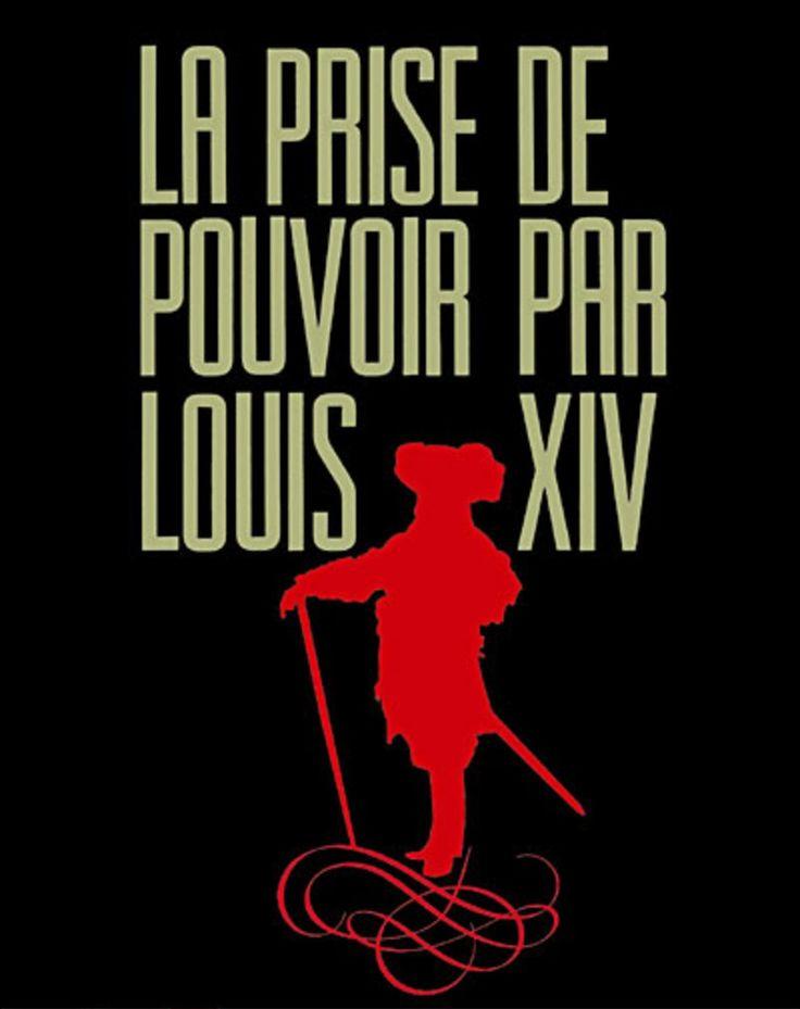 """""""Захват власти Людовиком XIV"""", Франция, 1966, режиссёр Роберто Росселлини, авторы сценария Жак Грюо и Филипп Эрланже"""