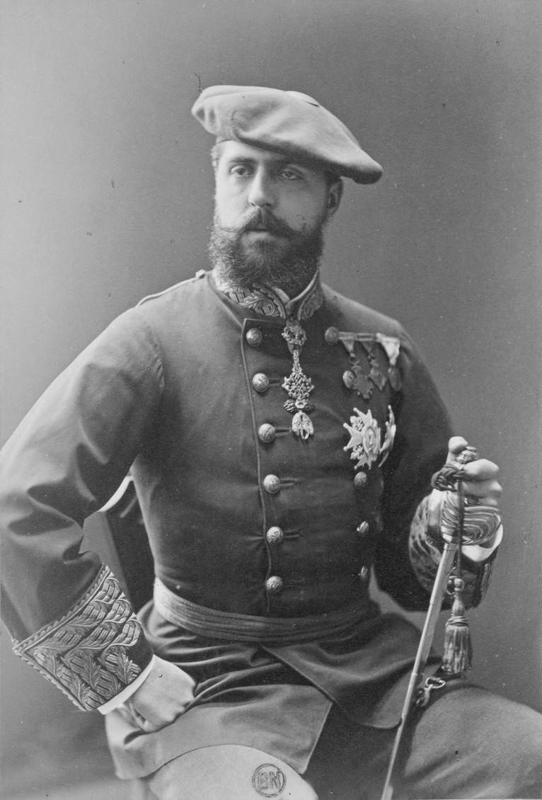 Дон Карлос Младший - Карл VII по версии карлистов - фото