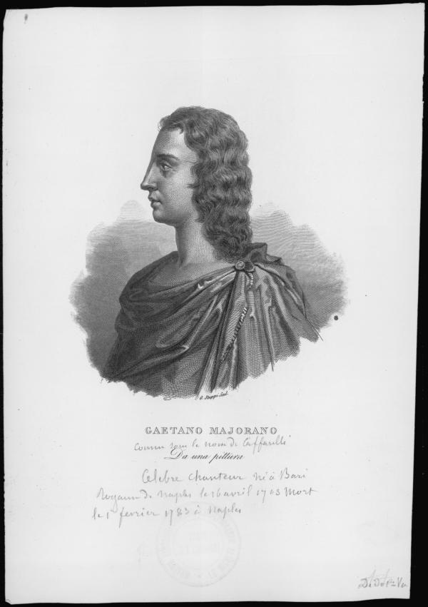 Гаэтано Майорано, прозванный Каффарелли
