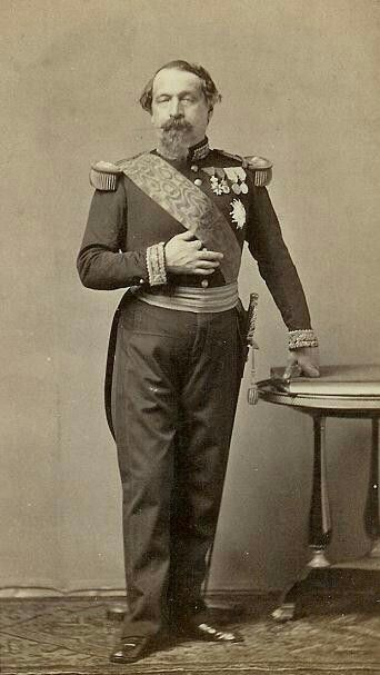 Наполеон III, первый президент и последний император Франции - фото