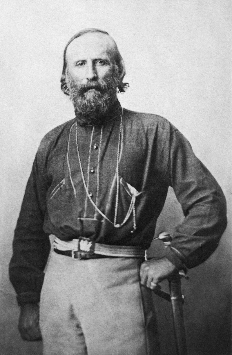 Джузеппе Гарибальди - фото