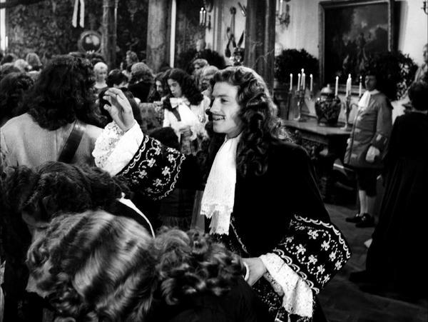 """Жан Поль Бельмондо на съёмках """"Знаменитых любовных историй"""""""
