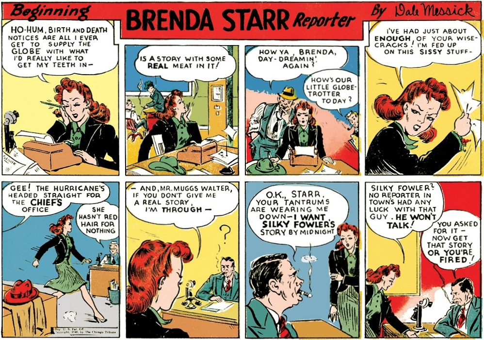 Brenda Starr Reporter_001