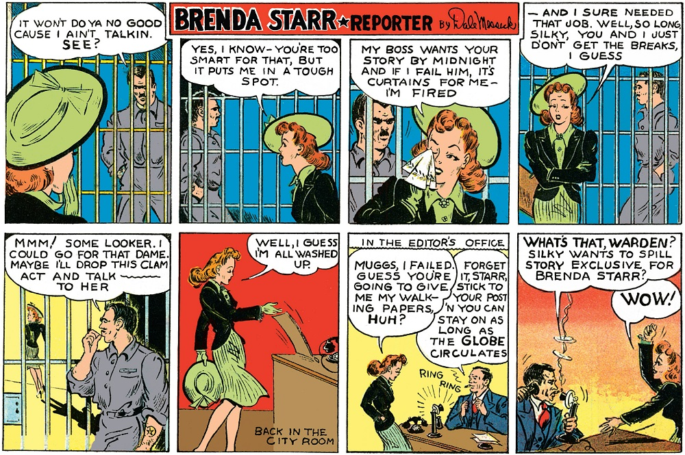 Brenda Starr Reporter_003