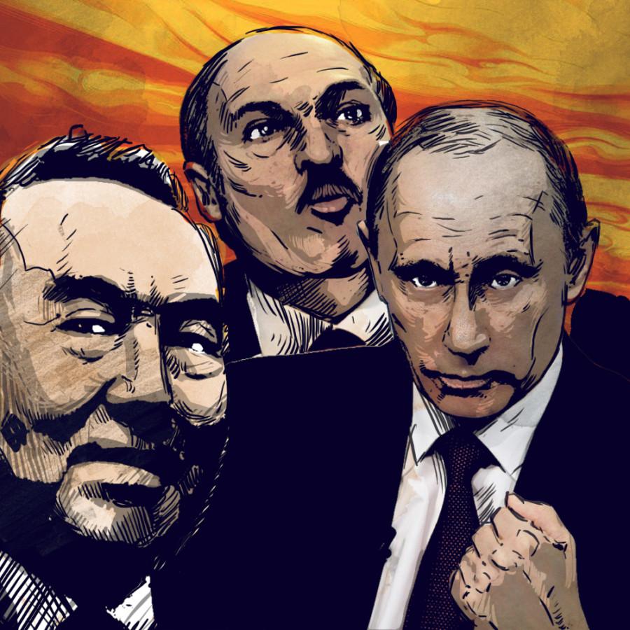 В свете ответных санкций Западу, Владимир Путин координирует дальнейшую стратегию Евразийского союза.