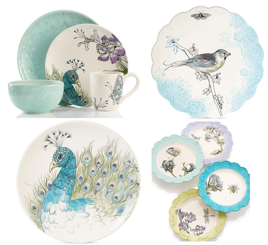 посуда птицы