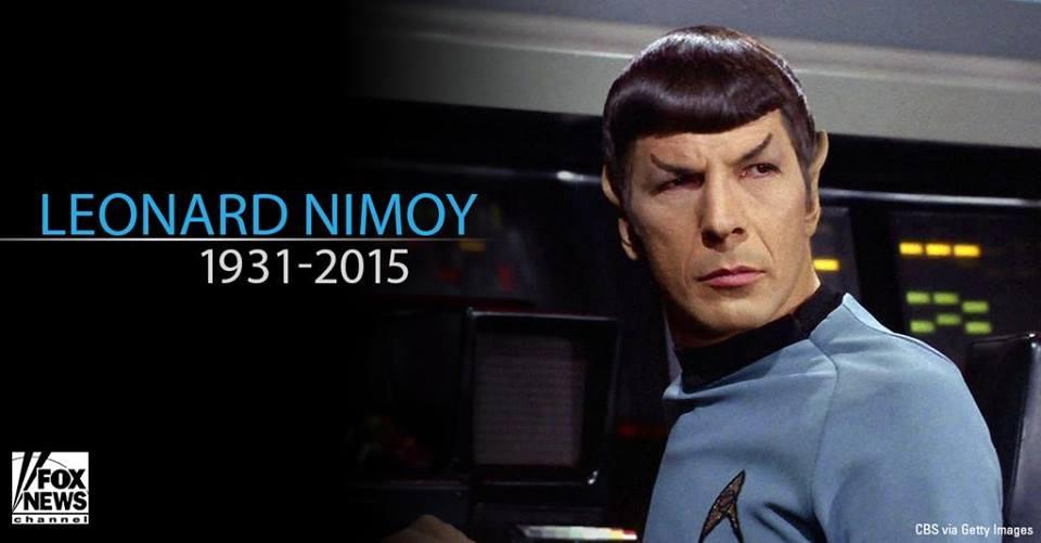 Nimoy 1931-2015