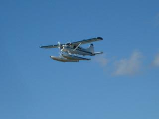 floaty plane