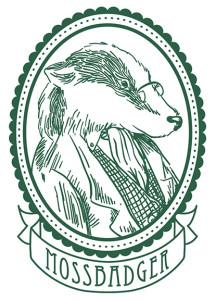 mossbadger logo