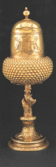 Степлфордский золотой кубок Англия, Лондон