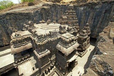 Храмы Кайласа