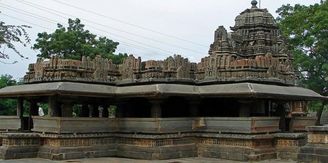 Храм Сиддешвара, X в.