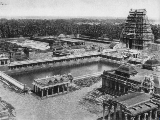 Чидамбарам. Храмовый комплекс, XIII—XVIв.