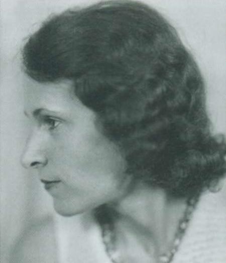 Гала Элюар в начале романа с Сальвадором Дали (1930)
