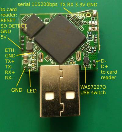 OpenWrt in a WiFi card reader: phasenoise — LiveJournal